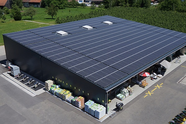 Factory Solar Energy Solutions