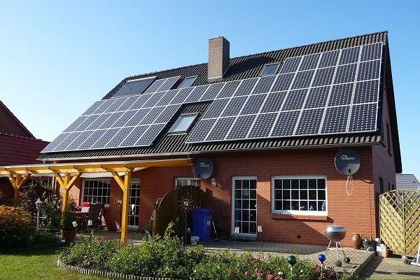 Inverter solar power system home solution