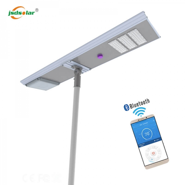 12V All In One Solar Street Light 100w