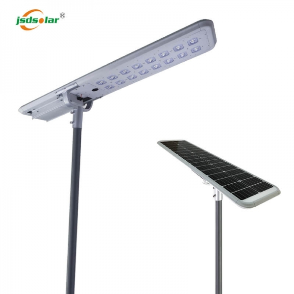 Outdoor Waterproof 100w All In One Led Street Solar Lights