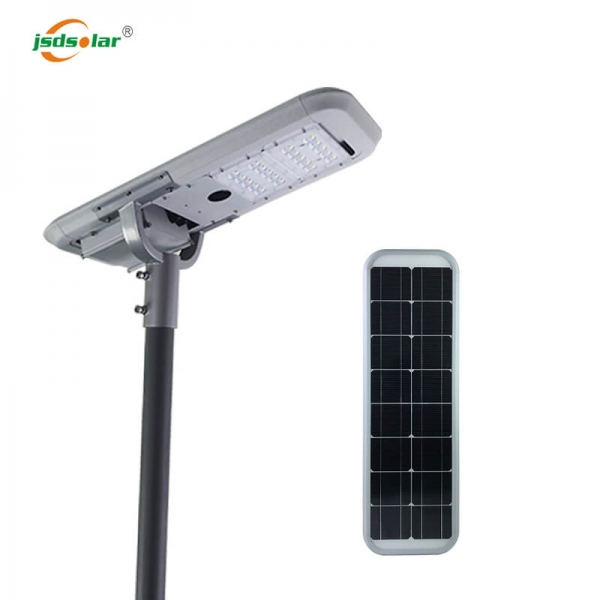 Led Motion Sensor 20w All In One Solar Street Lights Outdoor