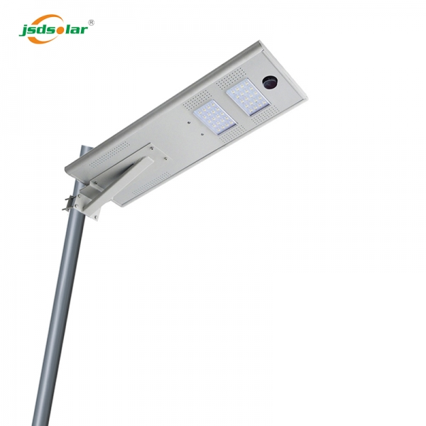 All In One 120w Led Solar Street Lights