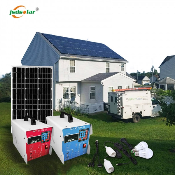 Pay As You Go Kit Portable Small Solar Energy Systems